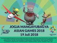 Jogja Mangayubagya Asian Games 2018