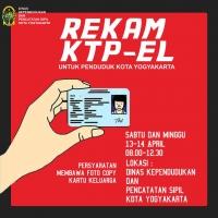 Pemkot Buka Layanan Perekaman KTP Pada Akhir Pekan